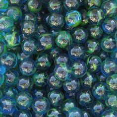 Vase Filler Crafts FanSi 1 Pound Tumbled Matte Beach Sea Glass Beads for Aquarium Decor