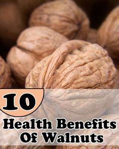 Best 10 health benefits of wanuts