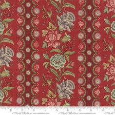 Jardin de Versailles by French General for Moda Fabrics Cotton Wide Quality quilting fabric Price is per yard of fabric. French General, Cotton Quilting Fabric, Star Quilts, Marie Antoinette, Quilt Patterns, Prints, Etsy, 18th Century, Bedding