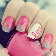 Romantic Valentine&rsquos Day Nail Artwork Designs & Ideas | Nail Design