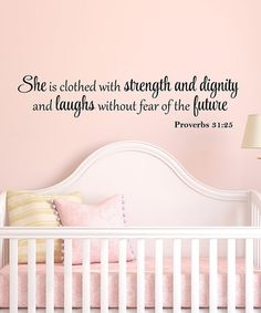 Another great find on #zulily! Proverbs Decal #zulilyfinds