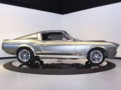1967 Ford Shelby Mustang GT500 ELEANOR #muscle #car