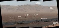 Kippenvel! NASA's verkenner Curiosity maakt prachtige nieuwe beelden van Mars   Topics.nl