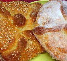 Este año, anímate a elaborar en casa el pan de muerto para disfrutar y ofrendar. // This year, make your Day of the Dead bread at home. http://comidamexicana.about.com/od/FiestasYOcasionesEspeciales/r/Pan-De-Muerto.htm