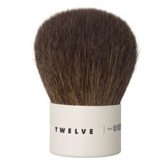 Kent Travel Bronzer Brush With Case No. 12