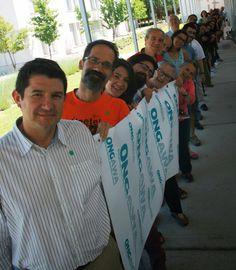 Encuentro ONGAWA 2013 en Los Negrales