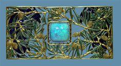 THE SPLENDORS OF LALIQUE ART, Jewelry ~ Blog of an Art Admirer