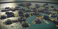 Seasteading: la República de Silicon Valley en alta mar | Diseño, Google