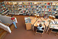 Rovaniemi City Library, Main Library