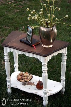 Sisters of the Wild West: Table Makeover