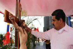 Presidente Maduro pide bendiciones para consolidar la paz y la unión de Venezuela (video)