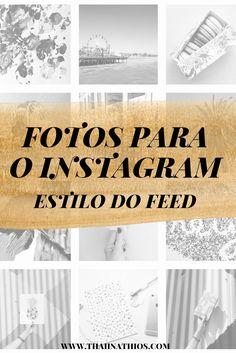 Não adianta querer ter um Instagram profissional sem pensar no estilo do seu feed, portanto vamos falar sobre esse assunto em mais um post da série fotos para o Instagram.