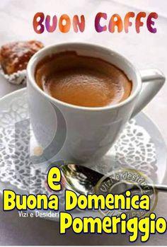 Buon Caffè e Buona Domenica Pomeriggio #autunno