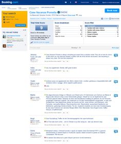 Foreign reviews about Case Vacanze Pomelia on Booking.com