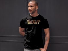 Unleash The Beast Cool t-shirt that's perfect for fitness, gym, exercise, workout and street wear occasions. Get yours now!