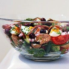 Salade Nicoise - Salad Recipes - Recipes - from Delia Online