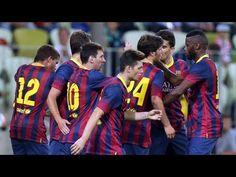 FOOTBALL -  Lechia Gdansk - FC Barcelona (Highlights) - http://lefootball.fr/lechia-gdansk-fc-barcelona-highlights-2/
