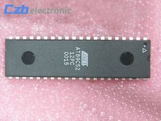 >> Click to Buy << NEW AT89S52-24PU AT89S52 DIP-40 Microcontroller CHIP IC #Affiliate