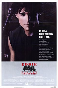 Eddie and the Cruisers 11x17 Movie Poster (1983)