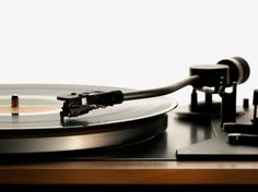 Record on turntable Gramophone Record, Vinyl Records, Turntable, Record Player