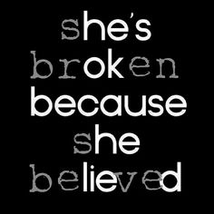 She just it.