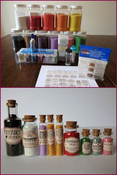 Harry Potter Potions for 18 inch American Girl Doll Big Girl Rooms American doll Girl Harry HarryPot HarryPotterMeme inch Potions Potter Harry Potter Halloween, Deco Noel Harry Potter, Harry Potter Navidad, Harry Potter Weihnachten, Harry Potter Thema, Cumpleaños Harry Potter, Harry Potter Classroom, Harry Potter Bedroom, Harry Potter Christmas