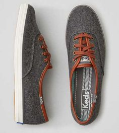 KEDS Champion Wool Sneaker - Free Shipping