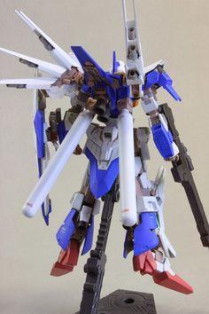 HG 1/144 Gundam AGE-FX - Customized Build Modeled by Massa