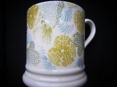 Emma Bridgewater Studio Special Coral 0.5 Pint Mug for Collectors Day