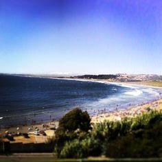 Playa La Boca, Concon, Viña del mar  [CELULAR] Chile, Cities, Water, Outdoor, Seaside, Mouths, Beach, Fotografia, Gripe Water
