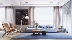 decoration minimalist living room