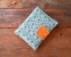 Crayon Wallet  Don't Let the Pigeon Drive by cottagenestinteriors, $10.00