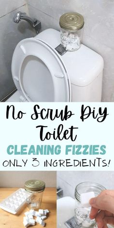 Diy Home Cleaning, Toilet Cleaning, Bathroom Cleaning Hacks, Homemade Cleaning Products, Household Cleaning Tips, House Cleaning Tips, Natural Cleaning Products, Clean Toilet Bowl Stains, Natural Cleaning Recipes