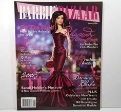 BARBIE BAZAAR VOLUME 17, ISSUE 5 DECEMBER 2005/JANUARY 2006 in Muñecas y osos, Muñecas, Barbie contemporánea (1973 - presente), Libros y revistas | eBay
