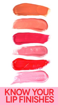 Do you know the difference between a lip gloss and a lip stain? Make sure you've got the right color and finish for your big day <3 #makeuptips