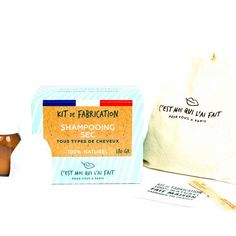 Kit de Fabrication Shampoing Sec Naturel Shampooing Sec, Transitioning Hair, Hair Type