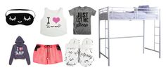 """""""about to go to sleep~MaDiSoN"""" by savannahh-rae ❤ liked on Polyvore featuring Leisureland, Monki, River Island, Forever 21 and MaDiSoNsSetSyAlL"""
