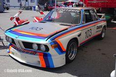Racing BMW