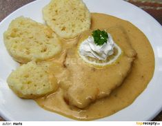 Amish Recipes, Snack Recipes, Cooking Recipes, Snacks, Czech Recipes, Ethnic Recipes, New Cooking, Good Foods To Eat, Kitchens