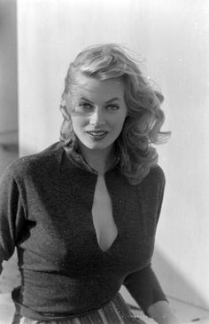 Anita Ekberg (29 September 1931 – 11 January 2015), Swedish-Italian actress