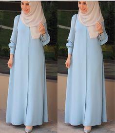 hijab yoga for men - Yoga Hijab Style Dress, Hijab Chic, Abaya Style, Hijab Outfit, Islamic Fashion, Muslim Fashion, Abaya Fashion, Fashion Outfits, Hijab Mode