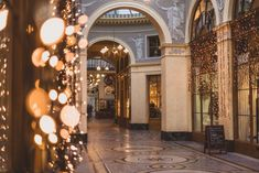 Galerie Vivienne, A Covered Passage in the 2nd Arrondissement