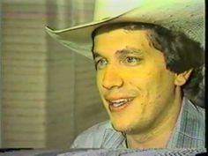 George Strait: Unseen For 30 Years, One of His Earliest Interviews! Young George Strait, George Strait Family, Male Country Singers, Country Bands, Entertainer Of The Year, Legendary Singers, Academy Of Country Music, George Jones, Singing Career