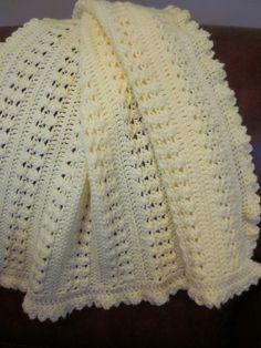 Little Miss Sunshine Afghan By Lyn Robinson - Free Crochet Pattern - (ravelry)
