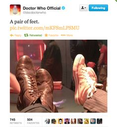 Smith and Tennant shoes