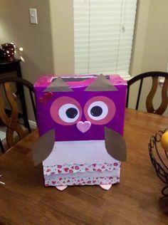 valentine box or bag ideas