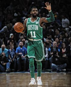 """648.8k Likes, 1,954 Comments - NBA (@nba) on Instagram: """"7 straight wins for @kyrieirving & the ☘️"""""""