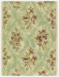 Watercolor Wallpaper | Cooper Hewitt, Smithsonian Design Museum