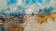 Wild nature landscape (22) by alexartro