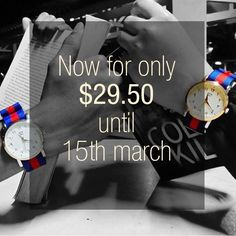 We are reverting back to $59 after 15th March. So until then don't miss the chance to grab the #TbTclassic for only $29.50 inclusive of worldwide delivery. Visit www.tbt.watch to purchase. by tbt.watch